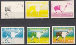 Guinea Equatoriale,  - 2,70e Llama, Prove Di Stampa - MNH** - Guinea Equatoriale