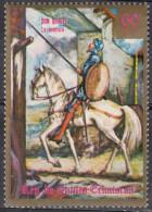 Guinea Equatoriale, 1975 - 60e Don Quixote - MNH** - Guinea Equatoriale