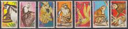 Guinea Equatoriale, 1974 - Monkeys - Usati° - Guinea Equatoriale