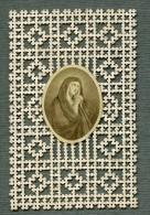 France Religion Image Pieuse Canivet Photo Albumine Sur Papier Dentelle 1870's