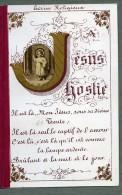 France Jesus Religion Image Pieuse Canivet Photo Albumine Sur Papier 1880