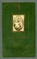 France Religion Image Pieuse Canivet Joseph Photo Albumine Sur Celluloid Dopter 1880 - Devotion Images