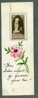 France Religion Image Pieuse Canivet Photo Albumine Sur Papier 1880