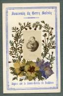 France Religion Image Pieuse Canivet Terre Sainte Souvenir Photo Albumine Sur Papier 1880
