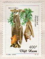 Vietnam Used Stamp - Bats
