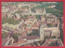 173694 / Vilnius - OLS CITY PANORAMA CHURCH ,  USED 1984 SOFIA BULGARIA Lithuania Lituanie Litauen - Litouwen