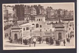 Antique Card, The Aquarium, Brighton, Sussex, K8. - Brighton