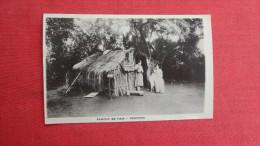 > Argentina  RPPC   Rancho De Paja------1847 - Argentine