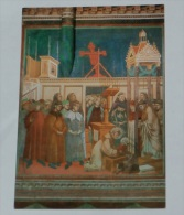 PERUGIA - Assisi - Basilica Superiore - Giotto: San Francesco Istituisce Il Presepio A Greccio - Perugia