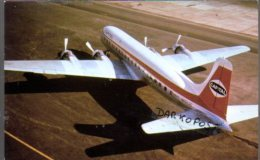 Douglas DC-6B Airliner Aviation DC 6 Air Airlines Capital Airlines DC.6 Aereo Avion Aircraft - 1946-....: Era Moderna