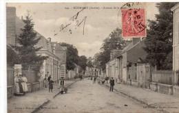Ecommoy - Avenue De La Gare - Ecommoy