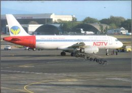 Boeing B 737 NDTV AIR DECCAN Airlines B-737 Aereo Avion B.737 Aircraft B737 Airwayis Bombay