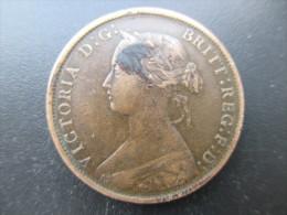 1/2 Penny 1862, Victoria, TTB - 1816-1901 : Coniature XIX° S.