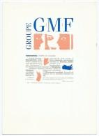 Groupe GMF - Innovation - Circulée 1995 - Scan Recto-Verso - Publicidad