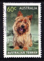 Australia 2013 Top Dogs 60c Terrier Used - - 2010-... Elizabeth II