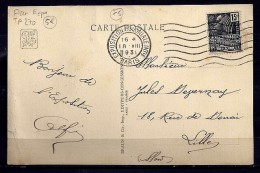 75 / PARIS  EXPOSITION COLONIALE INTle / 1931 / FLIER  / N° D121 - Poststempel (Briefe)