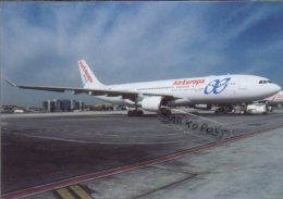 Airbus A330.202 Aircraft AIR EUROPA Airines A 330  Avion Aviation Aiplane A.330 - 1946-....: Moderne