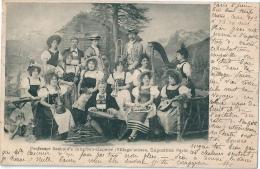 Orchestre Suisse à Paris 1900 - Ausstellungen
