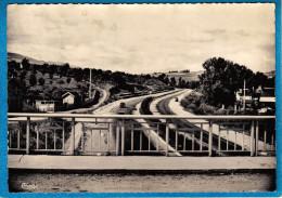 Loire 42 Saint Chamond Izieux Autoroute CIM 2 Cachet 1960 - Saint Chamond