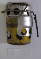 Italian Bomba A Mano Mod. 35, S.R.C.M. FUMOGENO Grenade Granate Italy Italien Italia WW2 WWII - 1939-45