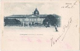 71. MACON. L'Hôpital - Macon