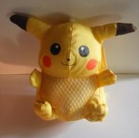 Éponge Toile Parachute Pokémon Pikachu - Peluches