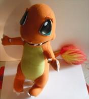 Peluche Salamèche, Monde Des Pokemon - Cuddly Toys