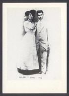 *Jorge Ramos Caro - Puerto Rico Del Caribe En Color* Barcelona 1989. Impreso Flyer. - Exposiciones