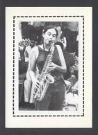 *Jorge Ramos Caro - Canción Triste De Jazz* Barcelona 1989. Impreso Flyer. - Exposiciones