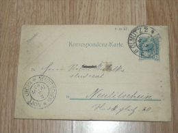 Olmütz Olomouc Novy Jicin Neutitschein Austria Ceska Republika Böhmen Und Mahren 1905 - Bohemia Y Moravia