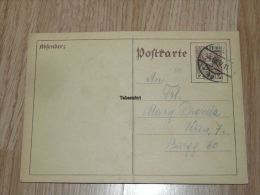 Wien Austria Postkarte - 1918-1945 1ra República