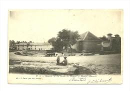 Moreuil : La Ferme Du Château : Moulin, Abreuvoir - Moreuil