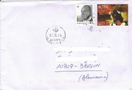 Spanien / Spain - Umschlag Echt Gelaufen / Cover Used  (392) - 1931-Heute: 2. Rep. - ... Juan Carlos I
