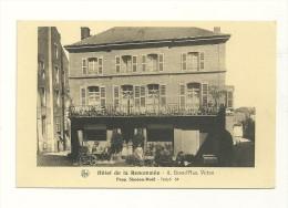 Virton : Hôtel De La Renommée. - Virton
