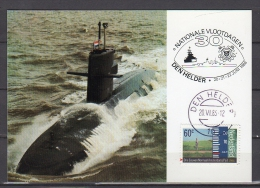 Nationale Vlootdagen Submarine 1986 (ai1) - Periode 1980-... (Beatrix)