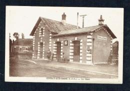37 - CIVRAY Sur CHER - La Gare - Non Classés