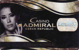 Cartes De Casino Admiral, Czech Republic, Novomatic - Cartes De Casino