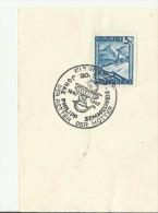 =AT SST 1947 - Marcofilia - EMA ( Maquina De Huellas A Franquear)