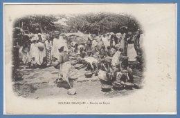 AFRIQUE --  SOUDAN -- Marché De Kayes - Soudan