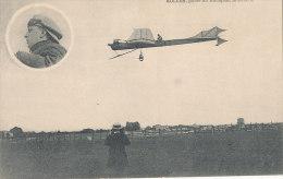 AVIATION  )) KULLER   Pilote Du Monoplan Antoinette - Aviatori