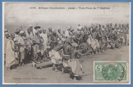 AFRIQUE --  SOUDAN -- Tam Tam De Habbès - Soudan