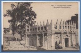 AFRIQUE --  SOUDAN - Mosquée Soudanaise - Soudan
