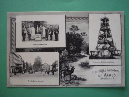 Vaals - Aken - Grenze - Grens - Kelmis - Vierlanderblick - Aachen - Neutral Gebiet - Moresnet - Vaals