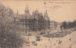 Antwerpen, Anvers, Square De La Banque Nationale, Tram, Tramway (pk19366) - Antwerpen