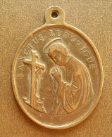 Medal - Sanc'tus Ludovicus - Jetons & Médailles
