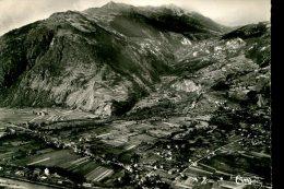 73 - La Chambre St Avre : Vue Panoramique Aérienne Et Le Col De La Madeleine - Autres Communes