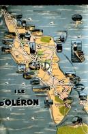 17 - Ile D'Oléron - Carte Geografiche