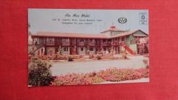 California> Santa Barbara Ala Mar Hotel  - ----1848