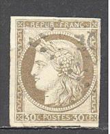 Colonies Générales: Yvert 23°; Voir Scan - Cérès
