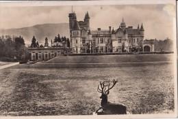 POSTCARD BALMORAL CASTLE - Aberdeenshire